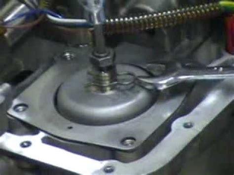 transmission band adjustment transmission