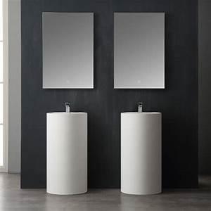 Mineralguss Waschbecken Reparieren : stoneart standwaschbecken waschbecken freistehend lz513 ~ Lizthompson.info Haus und Dekorationen