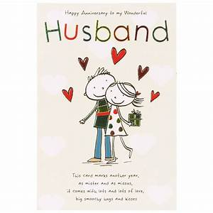 funny anniversary quotes for husband quotesgram With images of wedding anniversary cards for husband
