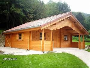 Chalet En Bois Habitable D Occasion : chalet bois occasion a vendre vente mobil home morbihan ~ Melissatoandfro.com Idées de Décoration