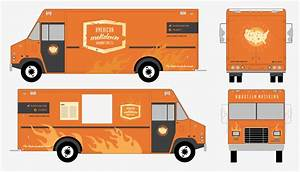 Blank Food Truck Logo Templates Pictures to Pin on ...
