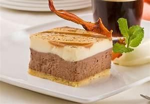 Chocolate & Vanilla Cheesecake Slice   Priestley's Gourmet ...