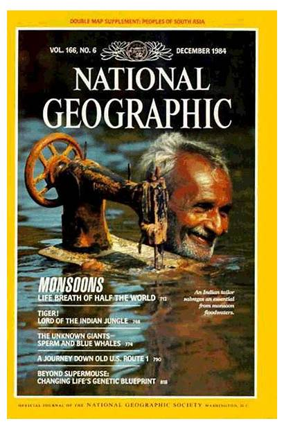 Steve Geographic National Mccurry 1984 Photograph Photojournalist