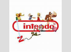 Nintendo logo by Smiledon on Newgrounds