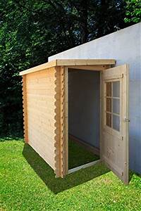 Chalet Jardin Boutique : abris de jardin monopente ~ Melissatoandfro.com Idées de Décoration