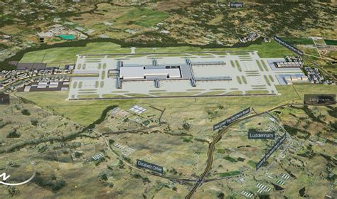 bechtel takes lead role new western sydney airport news gcr