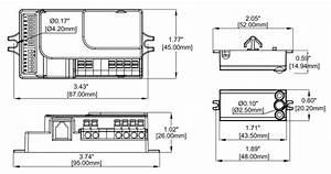 Microwave Motion Sensor Mc612v D Rc On