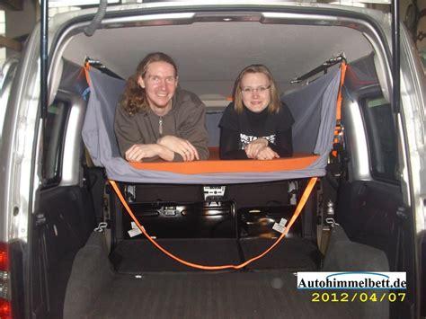 auto schlafen umbau im auto schlafen mit auto himmelbett de