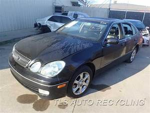 Parting Out 2003 Lexus Gs 300 - Stock - 6061bl