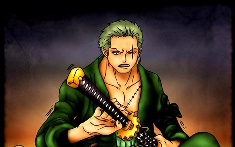 piece zoro wallpapers wallpaper cave