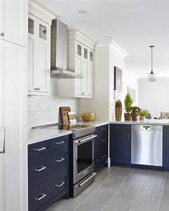 20, Blue, Kitchen, Cabinet, Ideas, That, Will, Inspire, Your, Kitchen, Remodel