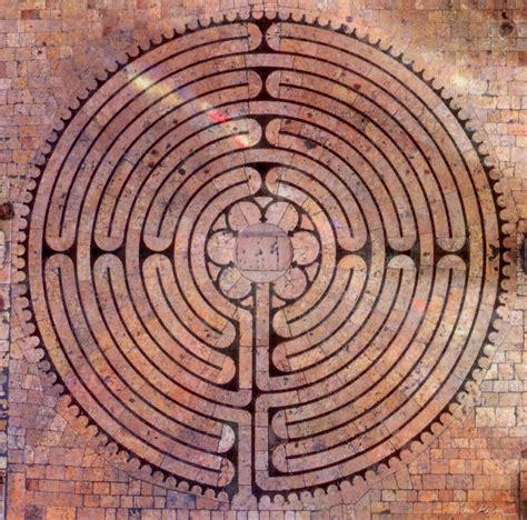 Le labyrinthe de Chartres | Cathédrale de chartres ...