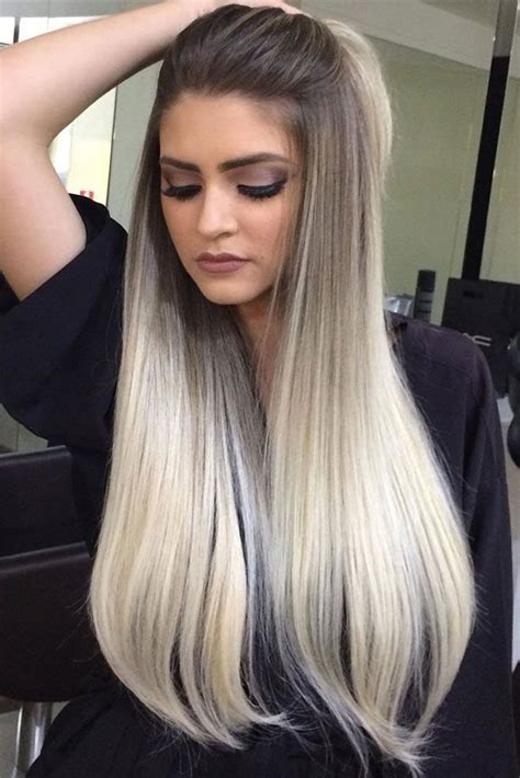 60 Most Popular Ideas For Blonde Ombre Hair Color Hair