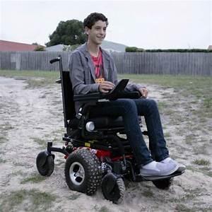 Fauteuil Roulant Electrique 6 Roues : fauteuil roulant lectrique frontier v6 fauteuil tout terrain sofamed ~ Voncanada.com Idées de Décoration