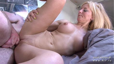 amateur busty french mom screwed and sodomized with cum on body by her neighbor xvideos