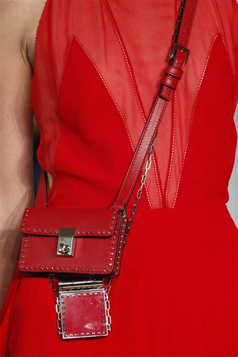 valentino springsummer  runway bag collection