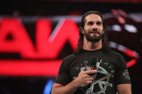wwes seth rollins  biggest weakness
