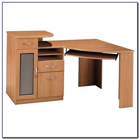 corner computer desk cabinet corner computer desk with hutch ikea desk home design