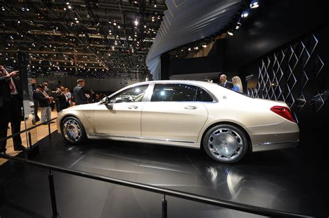 2016 Mercedes-maybach Pullman