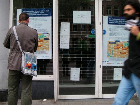 la fin des bureaux de poste