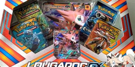 achat coffret pokemon lougaroc gx spiritmad