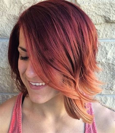 What Is Ombre Hairstyle by Ombre Hairstyles 2018 Trend Ombre Hair Colours