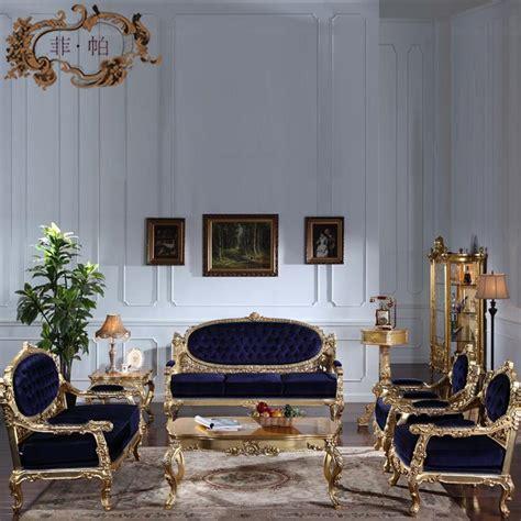 high  classic living room furniture european
