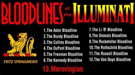illuminati 13 bloodlines fritz springmeier 13 illuminati bloodlines