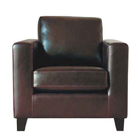 fauteuil croute de cuir fauteuil en cro 251 te de cuir chocolat kennedy maisons du monde