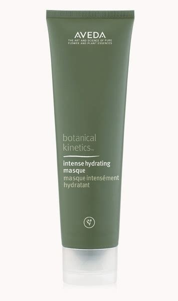 botanical kinetics intense hydrating masque aveda
