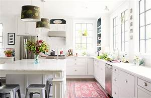 vintage persian kilim turkish rugs in the kitchen With kitchen cabinet trends 2018 combined with rug stickers