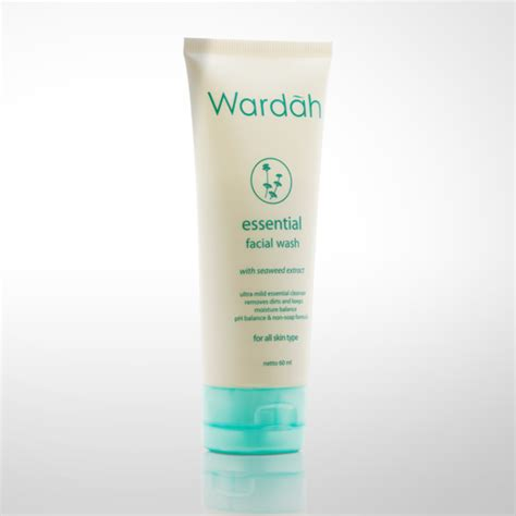 sabun muka ringan beautifull wardah nature daily hydrating skin