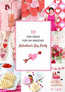 12 Galentine's Day Party Ideas