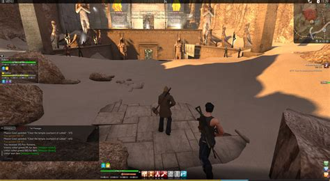 The Secret World A Shadow Over Egypt Guide Solution
