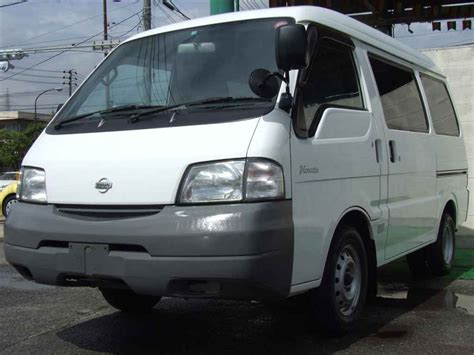 nissan vanette nissan vanette van cd 2003 used for sale
