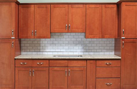 cinnamon colored kitchen cabinets cinnamon shaker kitchen cabinet kitchen cabinets south 5422