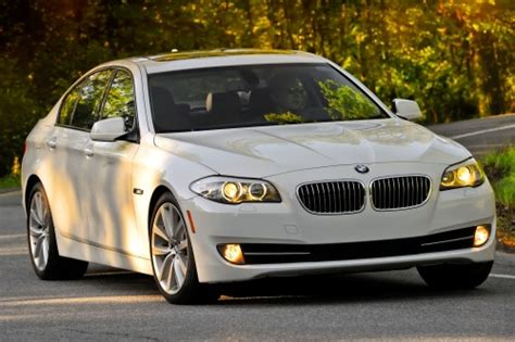 Used 2012 Bmw 5 Series For Sale  Pricing & Features Edmunds