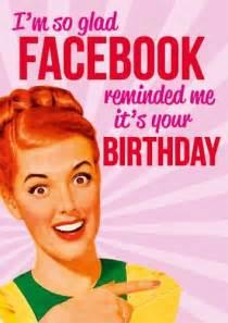 Facebook Funny Happy Birthday
