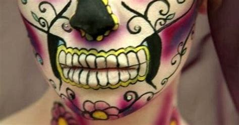 halloween makeup  costumes sugar skull makeup skull