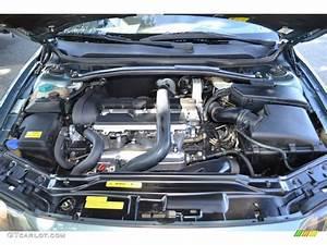 2002 Volvo S60 T5 Engine Photos