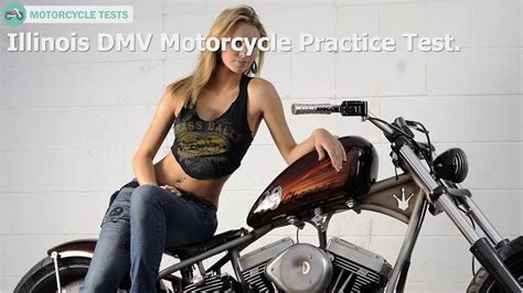 Illinois Dmv Motorcycle Practice Test
