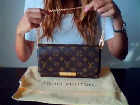 unboxing louis vuitton favorite pm clutch asmr youtube