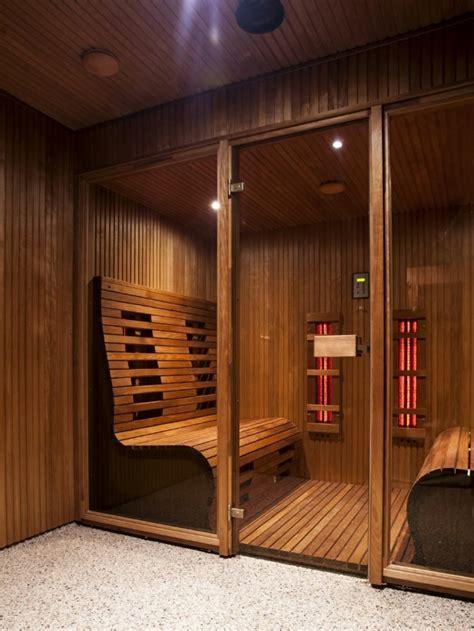 Infrarot Sauna Für Zuhause by Wie Sie Eine Sauna Zuhause Selbst Einbauen