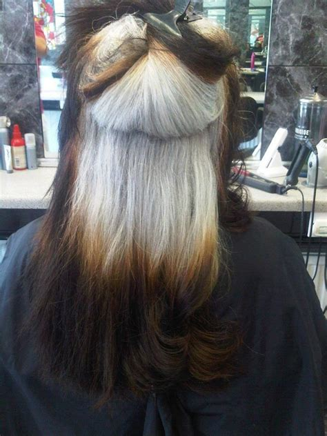 images  growing  permanent hair color