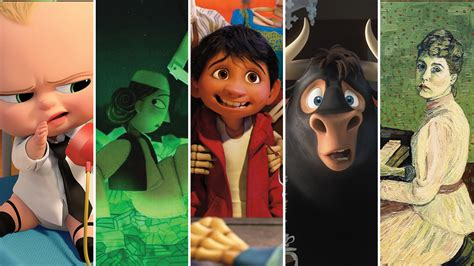 Oscar Animated Films Feature Diverse Tools