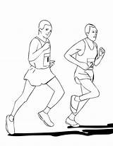 Running Jogging Coloring Pages Marathon Safety Drawing Health Printable Run Race Person Designlooter Drawings Boy Kid Children Fast Print Getcoloringpages sketch template
