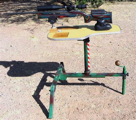 varmint shooting bench plans info adam kaela
