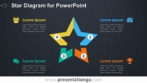 Star Diagram For Powerpoint