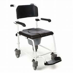 Chaise percée à roulettes Cascade AàZsolutions ch