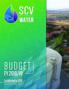 Scv Water Wins Two Prestigious Awards For Its Inaugural Fy